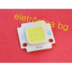 Led 10w Branco Frio 6500k Chip Super Led | Kit Com 3