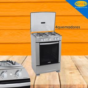 Cocina Mabe A Gas 60cm 4 Quemadores Ingenious 6010eg0 Encend