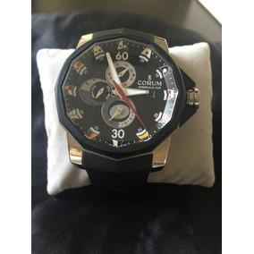 Reloj Corum Con Caja Papeles Certificados