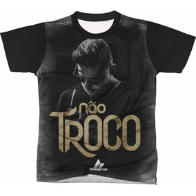 Camiseta Camisa Hungria Hip Hop Nao Troco 039 99bb8fa3350
