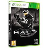 Halo Aniversario Xbox 360 Perfecto Estado------------mr.game
