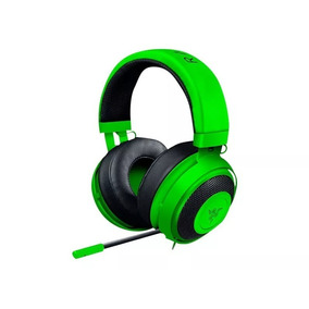 Headset Razer Kraken Pro V2 Oval Preto Xbox One Ps4 Pc
