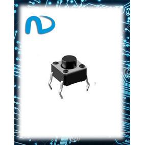 Push Button 12x12x7 Ideal Para Protoboard (20 Pcs)