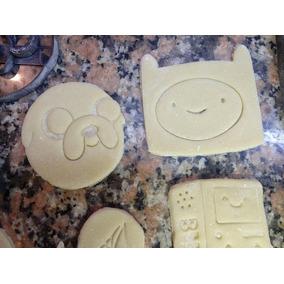 Torta De Finn Y Jake - Todo para Cocina en Mercado Libre Argentina a7205bf31d9