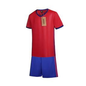 Set Uniformes De Camisa Fútbol Lixada Rojo Xxl 6e3000f08bd32