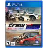 The Crew Ultimate Edition / Juego Físico / Ps4