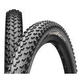 Pneu Continental Cross King 29 X 2.2 Kevlar - Evolução Xking