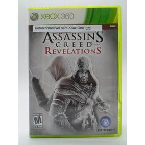 Assassins Creed Revelations Xbox 360 Original Mídia Física