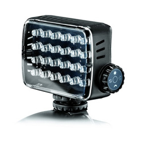 Manfrotto Ml240 Lampara 24 Leds Luz Continua P/ Foto Y Video