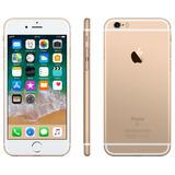 Usado - Iphone 6s 16gb Dourado + Brinde Capa E Película!