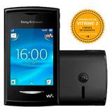 Sony Yendo W150i 5mb 2mp 2.2 Mp3 Fm Preto Vitrine 2