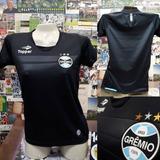 Camisa Grêmio - Topper - Feminina - M - 2012 - Black Project 000a4609b2cb3