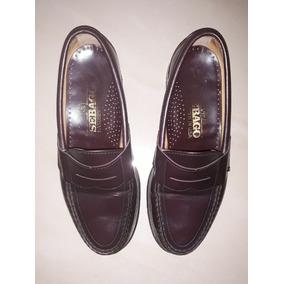 931b73bb Zapatos Originales Sebago 100%cuero Hechos A Mano Mocasines