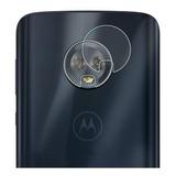 Pelicula Vidro Lente Camera Traseira Moto G6 Play G6 Plus G6