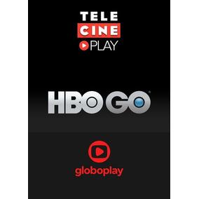 Promoção Telecine Play-+ Globo Pla.y + Hbo - Combo Top