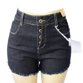 469bef5f3 Shorts Jeans Sawary - Shorts para Feminino Azul escuro no Mercado ...