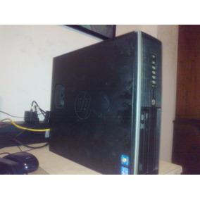 Cpu Hp Compaq Intel I3 De 1tb De Disco Duro, Como Nueva!