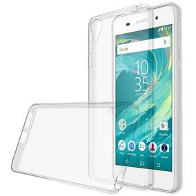 Celular Sony Xperia E5 F3313 16gb 5 13mp 4g Quadcore + Capa
