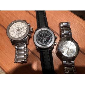 Relógio Omega E Outros 1 Funcionando, Para Peças - Promoção