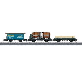 Set Vagones De Mercancías Güterwagen Marklin 44140 Marklgh