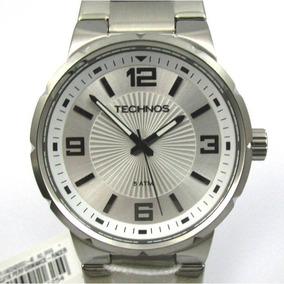 Relógio Technos Masculino Executivo Aço 2035ccj-1k