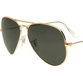 b0326bf2c6f69 Oculo Rayban Feminino Dourado Degrade - Óculos De Sol no Mercado ...