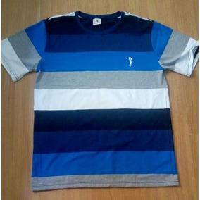 Camisetas Masculinas Aleatory Listrada - Camisetas no Mercado Livre ... 5a27692e65b