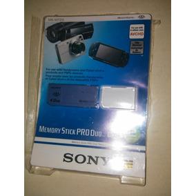 Memoria Sony Para Camara Nueva