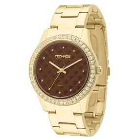 Relógio Technos Feminino Fashion Trend 2035lxs 4m - Relógios De ... 8e35bae7ce