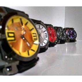 Relogio Oakley Gearbox Kit Coleção 5 Cores 5 Unidades