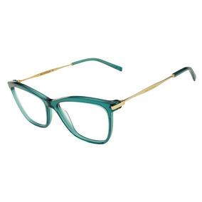 4c04f124408e2 Armacao De Oculos Verde Ana - Óculos no Mercado Livre Brasil