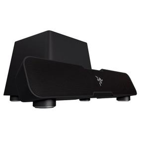 Home Theater Razer Sound Bar Leviathan 5.1 Sub300w Preto