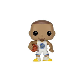 Boneco Stephen Curry Nba Golden State Funko Pop 19 Na Caixa