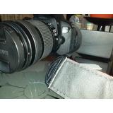 Camara Profecional Canon 700d