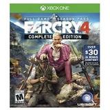 Jogo Far Cry 4: Complete Edition - Xbox One(mídia Física)