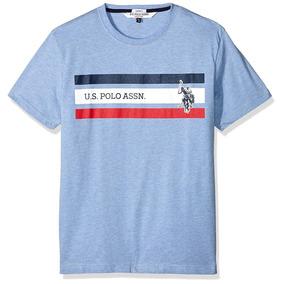 Playera Us Polo Assn Casual Uspa 483e90a811f89