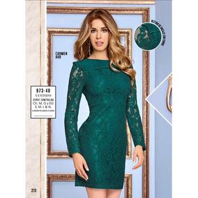 Vestidos cortos casuales verdes