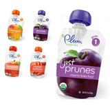 Alimento Comida Bebe Organico Plum Organic Etapas 1 2 3 Tots