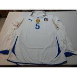 4f32f445a4049 Camisa Italia Manga Longa De - Camisa Itália Masculina no Mercado ...