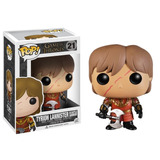 Funko Pop Tyrion Lannister Battle Armor #21 Game Of Thrones