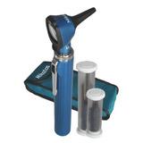 Otoscópio Mini Mikatos Led - Preto - Vinho - Azul - Verde