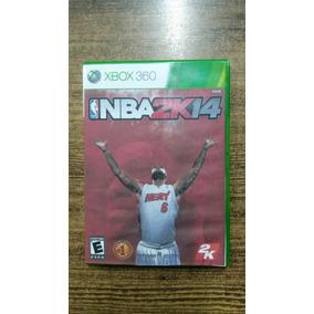 Nba 2k 14 Xbox 360