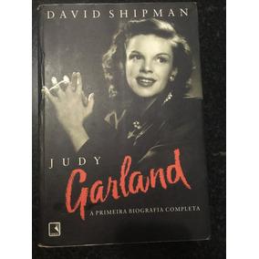 Livro Judy Garland - A Biografia Completa
