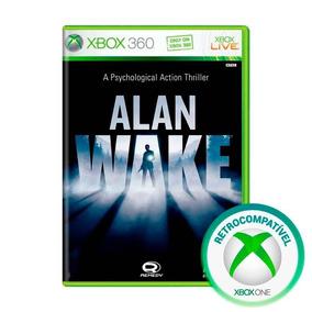 Alan Wake Xbox 360 E Xbox One Midia Fisica Lacrado