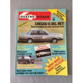 Revista Quatro Rodas - Junho 1981 - Nº 251 Del Rey Gurgel