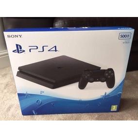 Ps4 Playstation 4 Slim 500gb