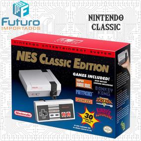 Nintendo Nes Classic Edition Nintendinho Original 30 Jogos