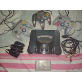 Controles De Nintendo 64