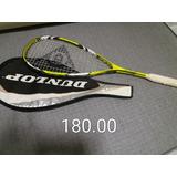 Raquete Squash, Dunlop, G-force 10 (8-10kgs). Semi-nova