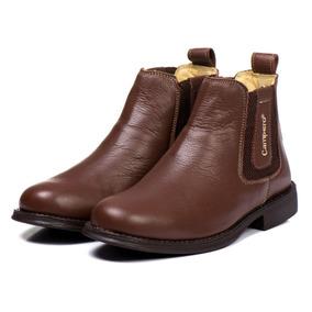 8eb489aba Botas Campeira Anatomic Gel Masculino - Sapatos no Mercado Livre Brasil